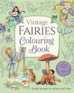 Vintage Fairies Colouring Book