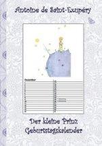 Der kleine Prinz - Geburtstagskalender