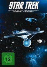 STAR TREK I-X Box, 10 DVD (Remastered)