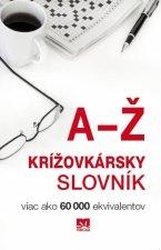Krížovkársky slovník A-Ž