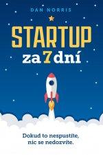 Startup za 7 dní