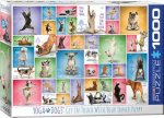 Yoga Dogs. Puzzle 1000 Teile