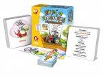 Říkej a předváděj PŘEDŠKOLÁCI: Říkanky s obrázky pro předškoláky, hra pro rodiče s dítětem