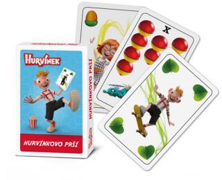 Hurvínek - Hurvínkovo prší/karetní hra