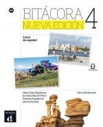 BITACORA 4/B2 LIBRO DE ALUMNO +CD