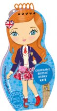 Obliekame britské bábiky KATE