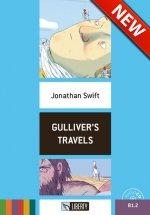 Gulliver's Travels+CD: B1.2 (Liberty)