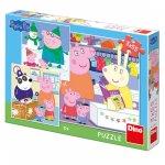 Puzzle Peppa Pig Veselé odpoledne