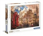 Puzzle High Quality Collection  Vintage London 1500