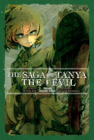 Saga of Tanya the Evil, Vol. 5 (light novel)