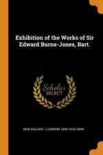 Exhibition of the Works of Sir Edward Burne-Jones, Bart.