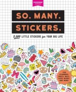 So. Many. Stickers.