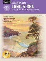 Painting: Land & Sea