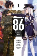 86 - EIGHTY SIX, Vol. 1 (light novel)