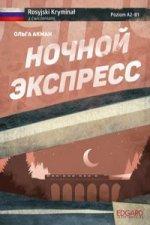 Rosyjski kryminał z ćwiczeniami Nocznoj ekspress