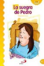 La suegra de Pedro