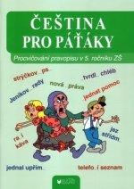 Čeština pro páťáky