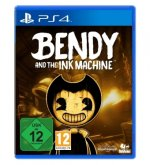 Bendy and the Ink Machine, 1 PS4-Blu-ray Disc