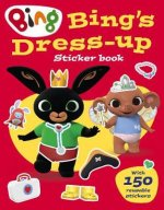 Bing's Dress-Up Sticker book