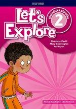 Let's Explore 2 Teacher's Book (CZEch Edition)