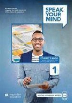 Speak Your Mind Level 1 Student's Book + access to Student's App and Digital Workbook