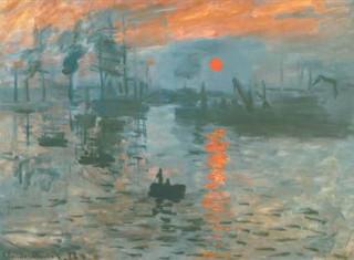 Monet: Imprese, východ slunce - Puzzle/1000 dílků