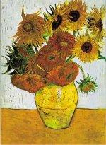 Van Gogh: Slunečnice - Puzzle/1000 dílků