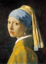 Vermeer: Dívka s perlou - Puzzle/1000 dílků