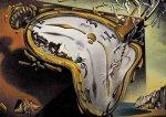 Salvador Dalí: Měkké hodinky - Puzzle/1000 dílků