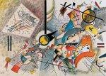 Kandinsky Wassily: Bez názvu - Puzzle/1000 dílků