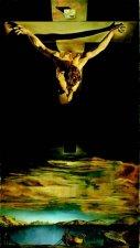 Salvador Dalí: Ježíš - Puzzle/1000 dílků