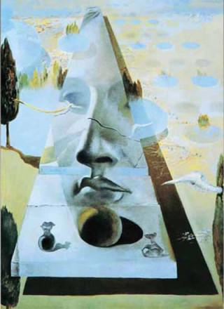 Salvador Dalí: Afrodité z Cnidosu - Puzzle/1500 dílků