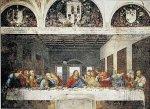 Leonardo da Vinci: Poslední večeře Páně - Puzzle/1500 dílků