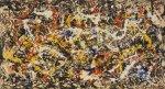 Pollock Jackson: Konvergence - Puzzle/1500 dílků