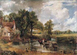 John Constable: Vůz na seno - Puzzle/2000 dílků