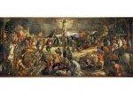 Tintoretto: Ukřižování Krista - Puzzle/2000 dílků