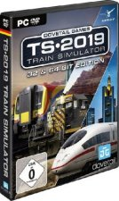 Trainsimulator TS 2019, 1 DVD-ROM (32 & 64-Bit Edition)