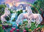Puzzle Unicorn Paradise