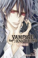 Vampire Knight: Memories, Vol. 3