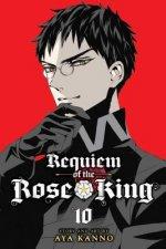 Requiem of the Rose King, Vol. 10, Volume 10
