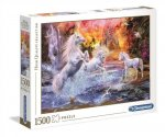 Puzzle High Quality Collection Wild Unicorns 1500