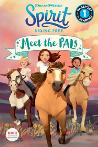 Spirit Riding Free: Meet the Pals