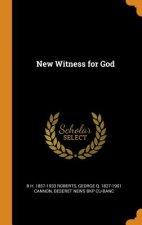 New Witness for God