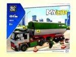 Klocki Blocki MyCity Cysterna 464 elementów