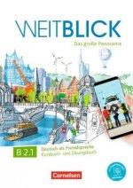Weitblick B2.1 - Kurs- und Übungsbuch