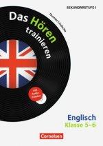 Das Hören trainieren, Englisch Klasse 5/6, m. Audio-CD