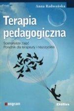 Terapia pedagogiczna Scenariusze zajęć Poradnik dla terapeuty i nauczyciela