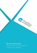 Matika pre spolužiakov: Rovnice a nerovnice (učebnica)