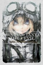 Saga of Tanya the Evil, Vol. 5 (light novel)
