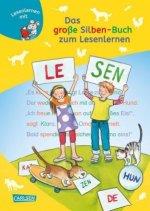 LESEMAUS zum Lesenlernen Sammelbände: Das große Silben-Buch zum Lesenlernen